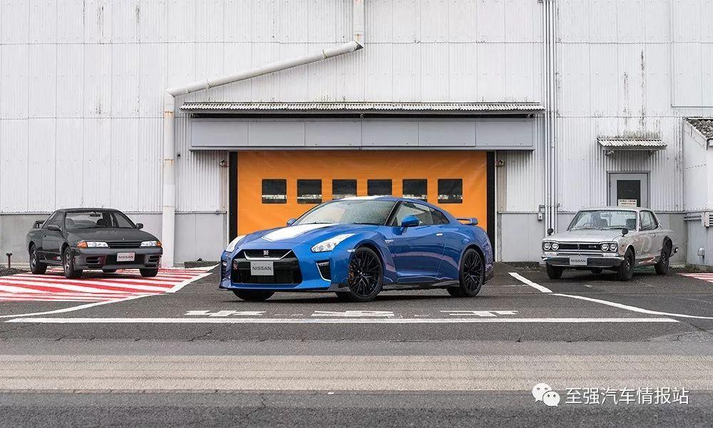 「战神」半世纪纪念版:日产 GT-R 50th Anniversary Edition