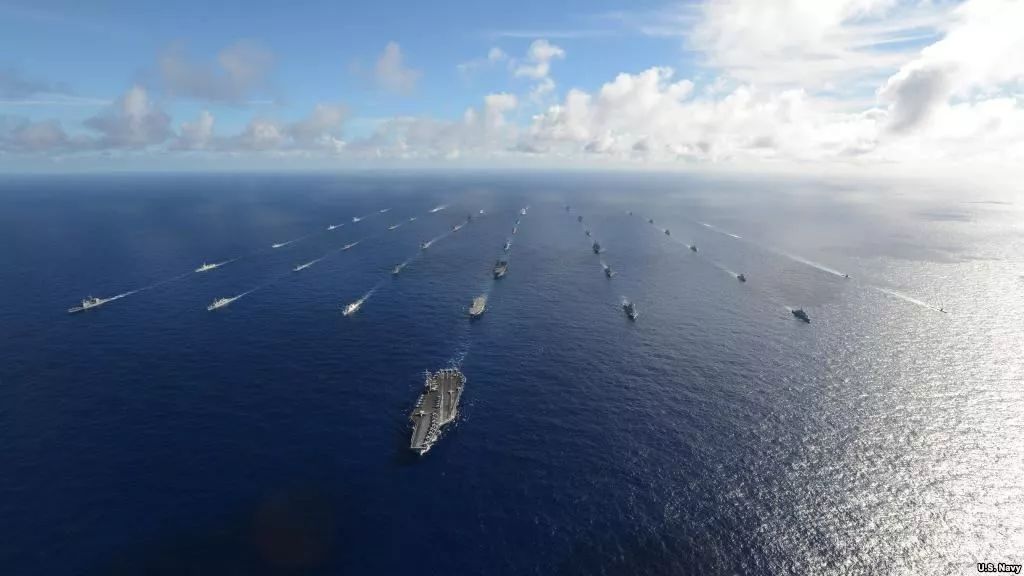 美国取消邀请中方环太平洋演习 再次言而无信