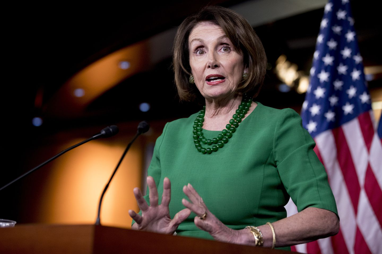 美共和党要求众院举行弹劾调查投票 佩洛西:没必要