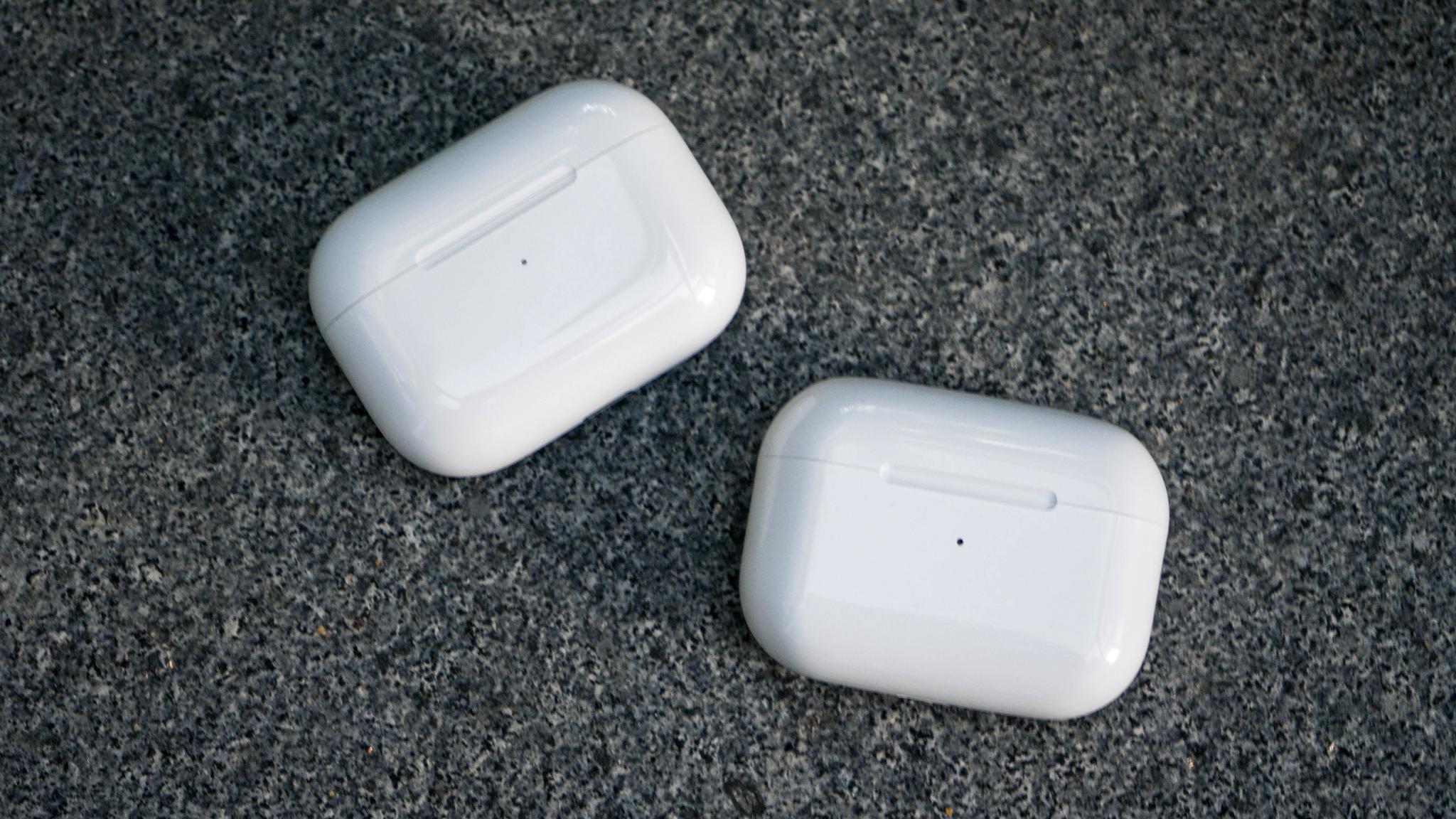400块买了个华强北AirPods Pro,苹果看了想打人…