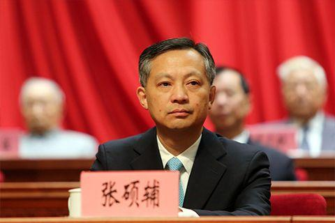 张硕辅调任广东省委常委、广州市委书记 系湖