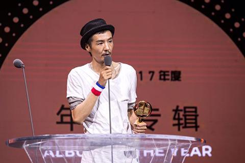 第二届CMA唱工委音乐奖揭晓 朴树摘下年度专辑大奖