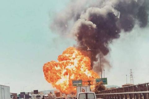 意大利一机场附近发生爆炸 至少1人死亡55人受伤