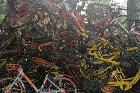 北京下降两成的共享单车去哪了?