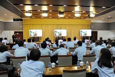 """天津高院""""我与祖国共成长""""摄影作品大赛成功举办"""