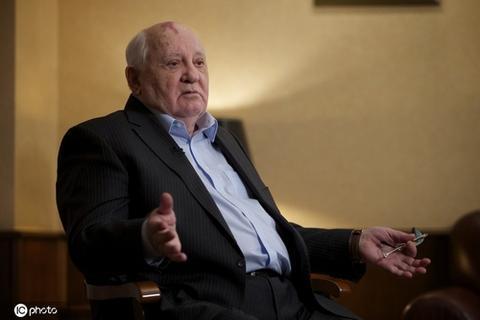 戈尔巴乔夫谈苏联解体原因:我犯了错,但罪魁祸首是他们