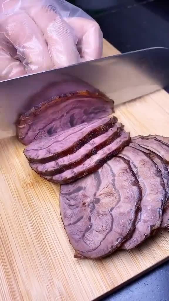 春节必备酱牛肉,简单易学。赶快收藏年夜饭吧