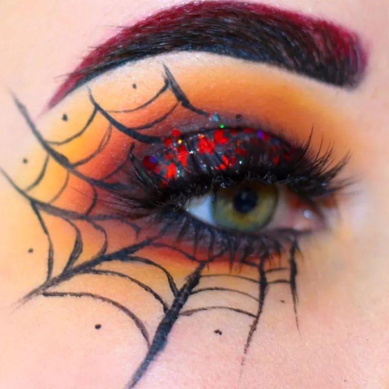 欧美流行的创意眼妆系列!推荐给化妆师收藏!图片