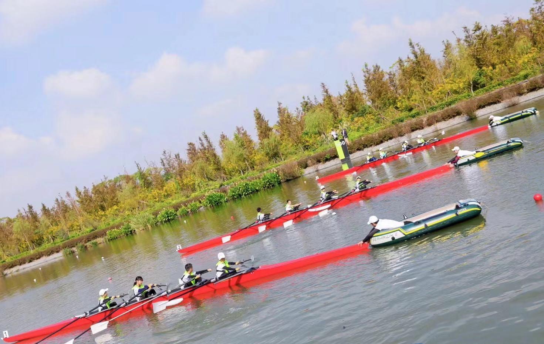 """迪士尼旁挑战赛艇!上海国际旅游度假区打造""""旅游+体育+文化""""梦享之地"""