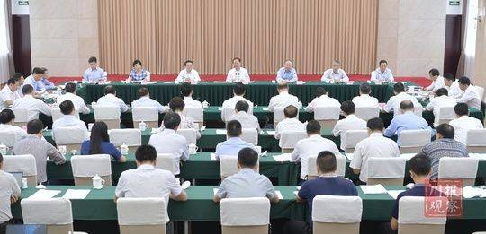 川贵滇青甘宁内蒙古7省区代表委员热议长江黄河上游生态环境保