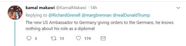 """美国大使一句话,德国人对美国""""仇恨值""""瞬间满点"""