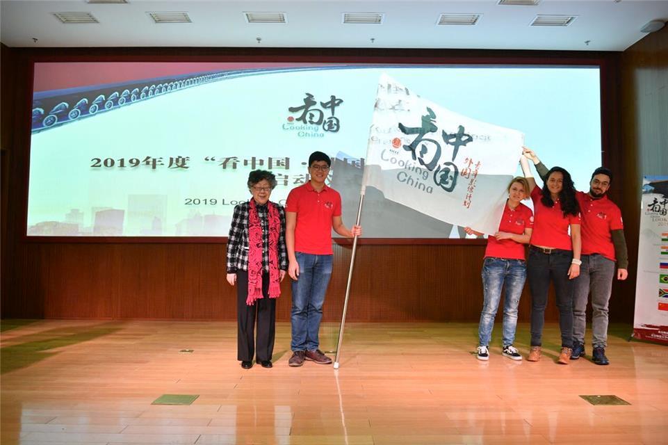 40国青年分赴10省市 用镜头讲述中国故事