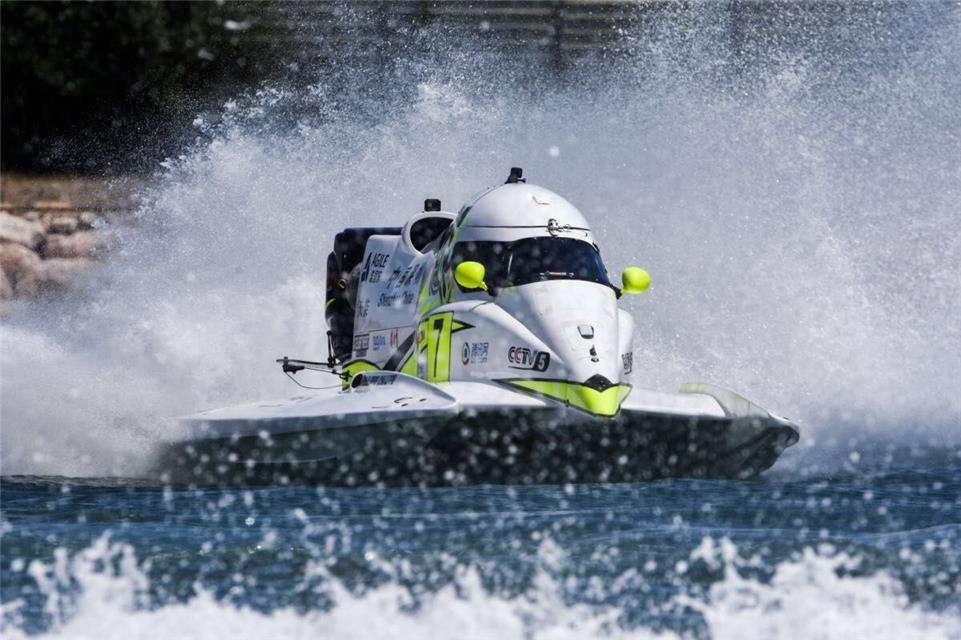 """2019U.I.M.F1摩托艇世界锦标赛中国""""正星杯""""厦门大奖赛开幕"""
