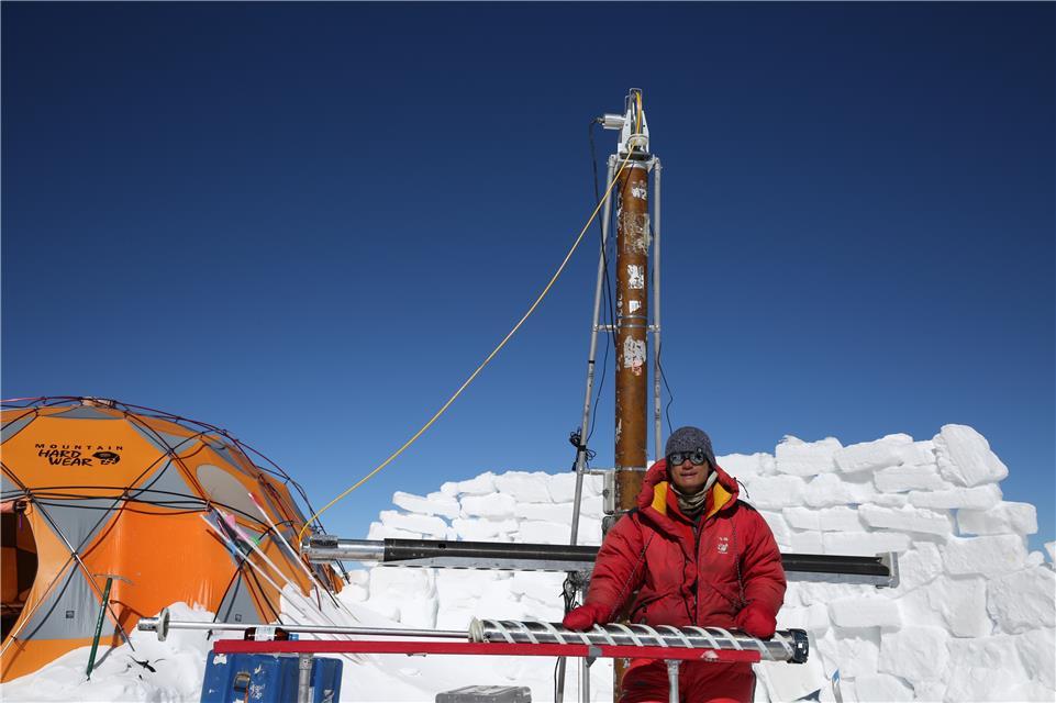 银河航天为极地科学探险提供通信服务和技术支撑
