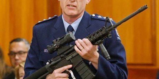 AR-15步枪对民用市场停产 系新西兰基督城枪案凶手杀戮工具