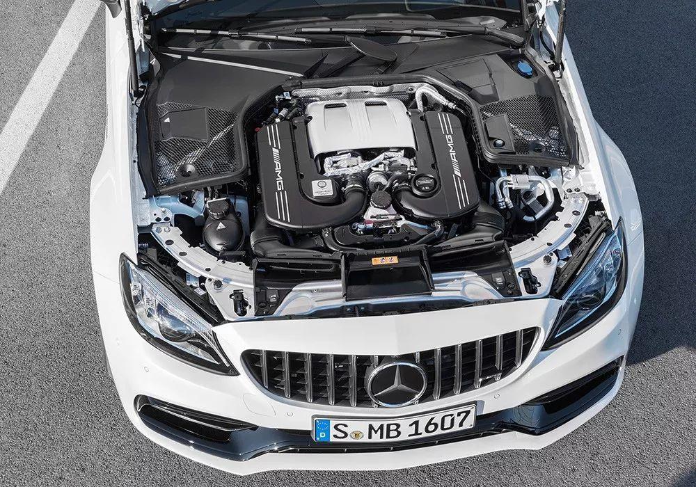 追平 SLS AMG 记录!梅赛德斯-AMG C63 S Coupe 纽北测试报告