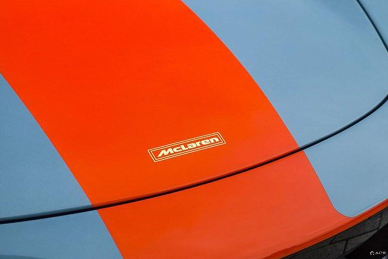 迈凯伦675LT定制版官图 百公里加速仅2.9秒