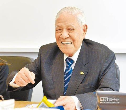 李登辉(图源:中时电子报)