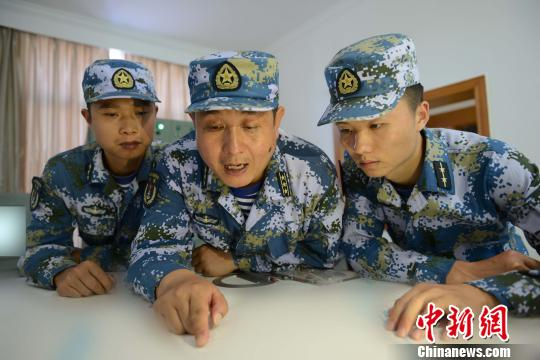 中国南海舰队潜艇出海远航 连续被外军飞机跟踪数日似水流年的意思