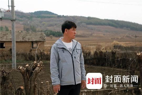4月23日,刘忠林回到会民村。