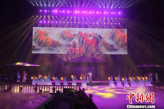 第五届中国(湘潭)齐白石国际文化艺术节开幕