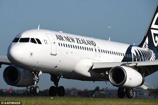 """新西兰飞澳航班因""""诈弹""""威胁被取消 一男子被捕"""