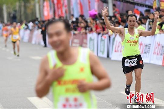 2015年的太原国际赛事。 武俊杰 摄
