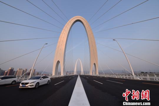 """新首钢大桥通车,""""百里长街""""延长至51.5公里"""