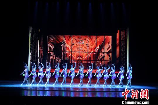 原创歌舞杂技剧《换了人间》:以综合性艺术表现主旋律
