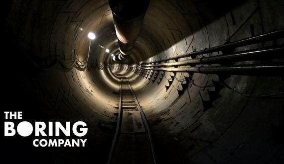 马斯克无聊公司新项目:拉斯维加斯地下环线正式开挖