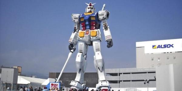 日本电视剧中的机甲