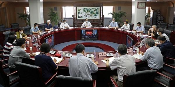「赢咖3官网」局赢咖3官网集体收听收看十三届全国人图片