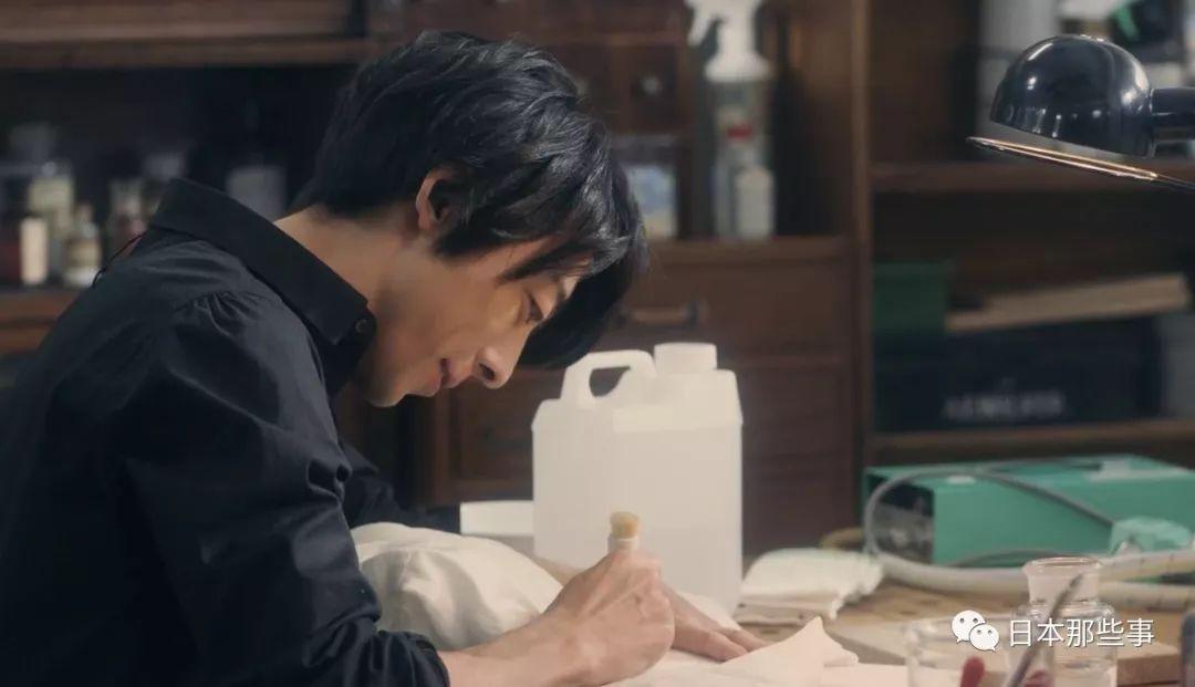 两人曾经合作过岩井俊二导演的《关于莉莉周的一切》