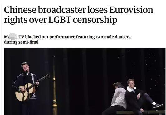 中国一家电视台刚刚得罪了整个欧美 外媒都在报