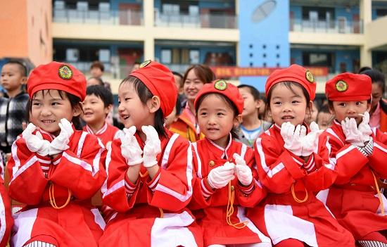 安徽铜陵:城乡幼儿园联合办学提升农村学前教育水平