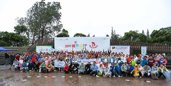 世界清洁日|500人到上海海滩捡垃圾,参与环保行动