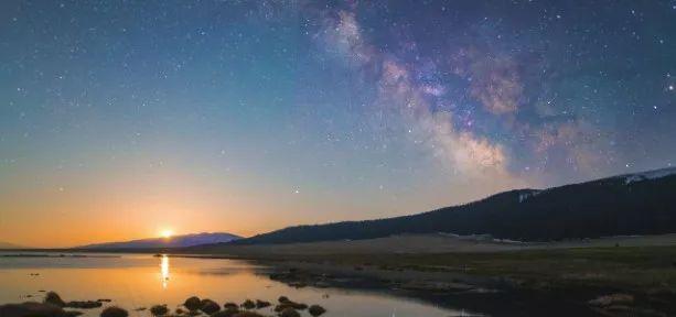 新疆的星空