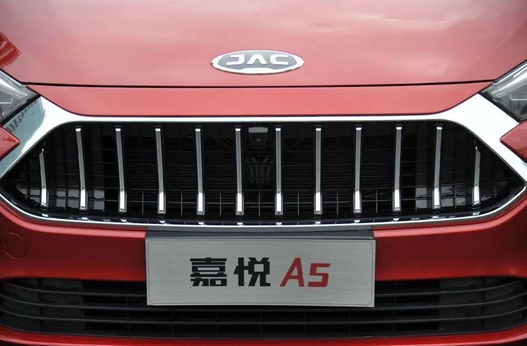 江淮嘉悦A5:德系品质中国品牌家轿新坐标