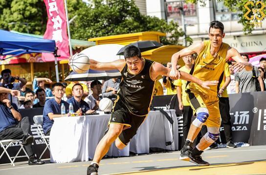 3X3黄金联赛年度总决赛将启 中国篮协三人部派队参赛