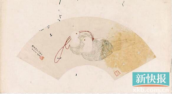 广州美术学院美术馆藏 晚清以来南方扇面特展