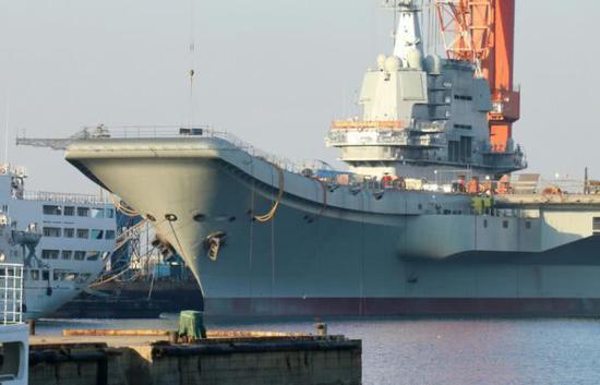 国产航母海试在即 可期6年内形成战力