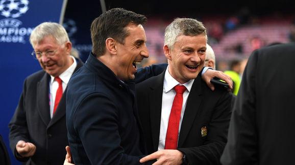 内维尔:利物浦好样的 红魔需低头学习