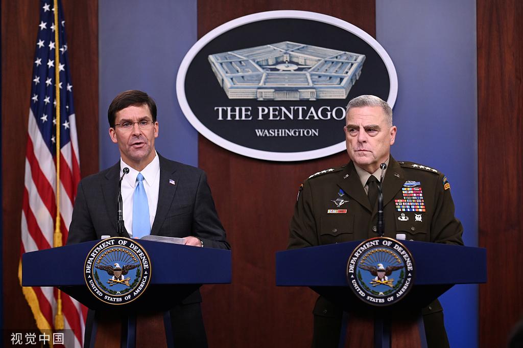 土耳其未炮击美军 土耳其国防部否认
