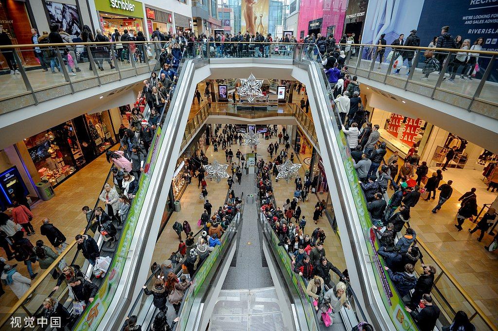 中国贸促会研究院国际贸易研究部主任赵萍:供给结构消费结构更加匹配