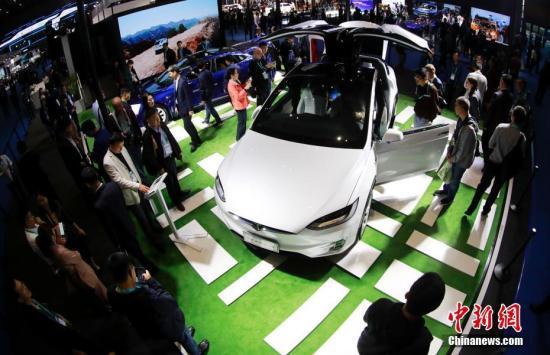 交通运输部:新能源汽车推广应用