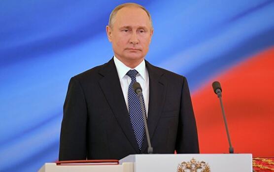 普京宣誓就职 称俄罗斯是浴火凤凰先入为主苇蓑君