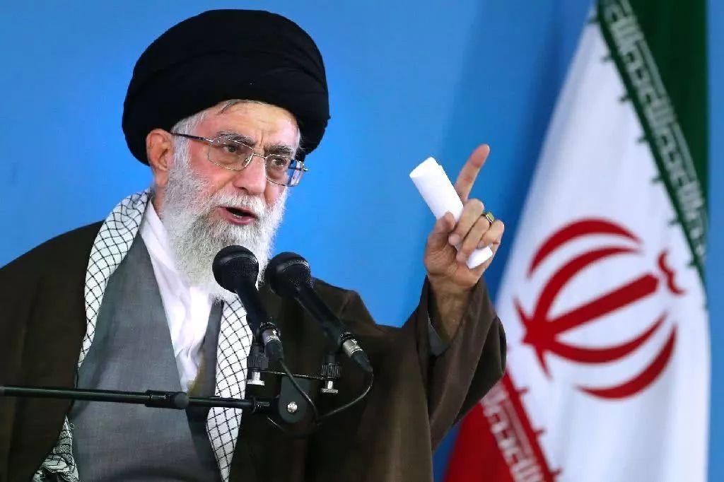 ▲伊朗最高领袖哈梅内伊