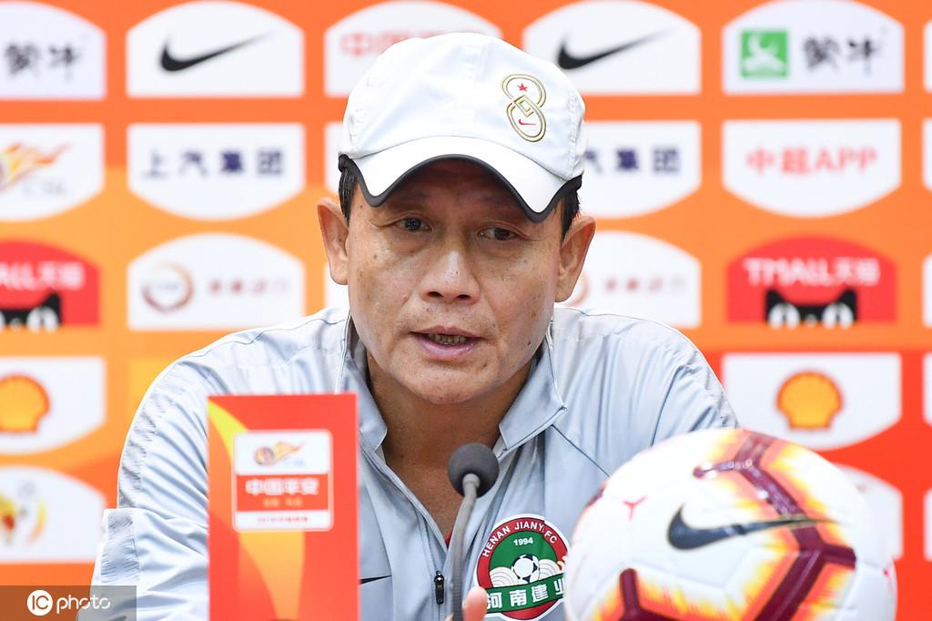 王宝山:要培养队员习惯胜利,别一碰到什么球队就自卑