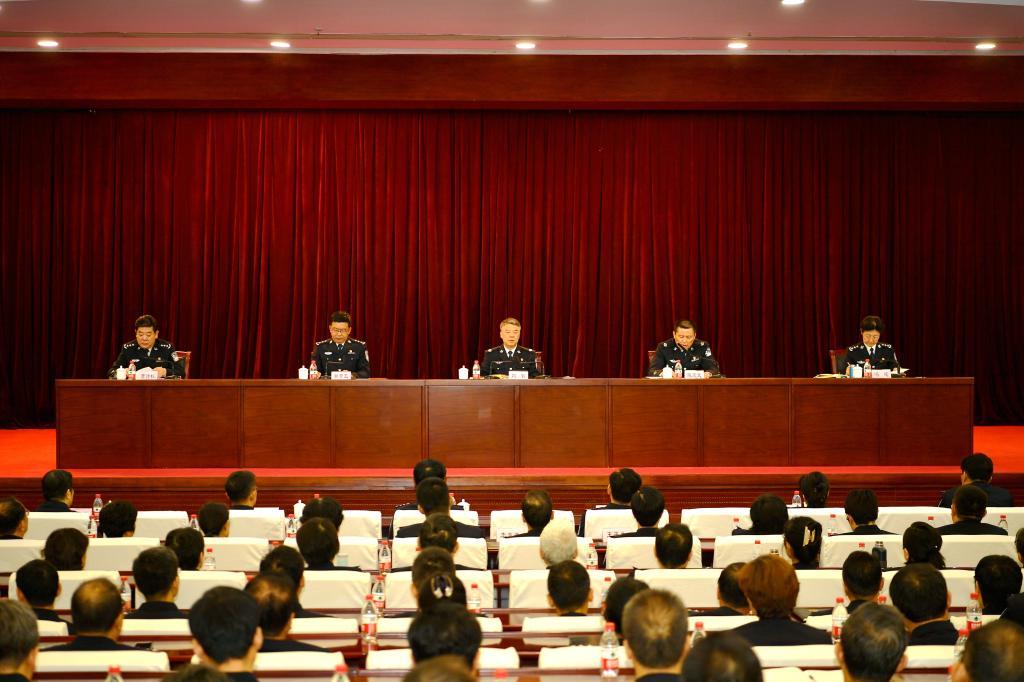 陈定武任中国人民公安大学党委书记 明确为副部级