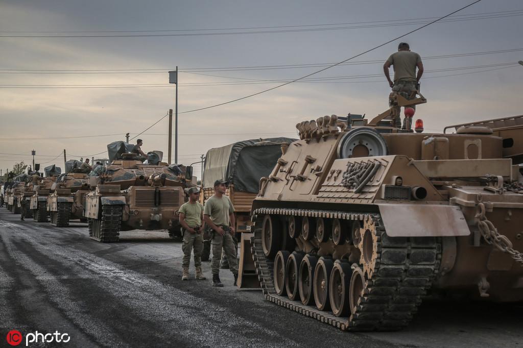 德法暂停对土耳其军售 欧盟将讨论全面禁运军火